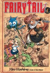 Fairy Tail, Vol. 1 (Fairy Tail, #1) Pdf Book