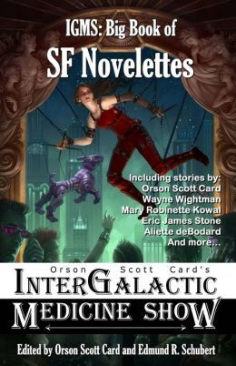 InterGalactic Medicine Show: Big Book of SF Novelettes