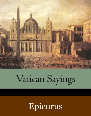 Vatican Sayings [Annotated]