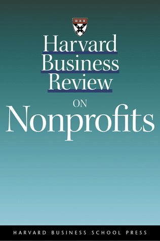Harvard Business Review on Nonprofits