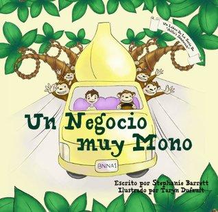 """Un Negocio muy Mono / Monkey Business (Spanish Children's Book Edition) (La Serie de """"Alfie´s Sandwich"""")"""