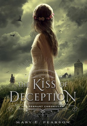 #Printcess review of The Kiss of Deception by Mary E. Pearson