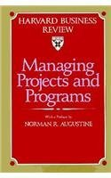 Managing Projects and Programs
