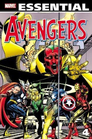 Essential Avengers, Vol. 4