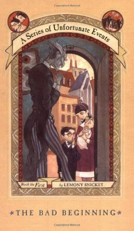 The Cumbersome Collection (A Series of Unfortunate Events, #1-11)