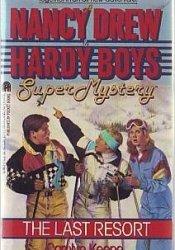 The Last Resort (A Nancy Drew and Hardy Boys: Super Mystery #5) Pdf Book