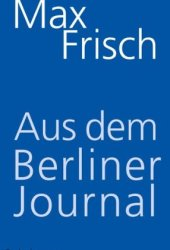Aus dem Berliner Journal Pdf Book