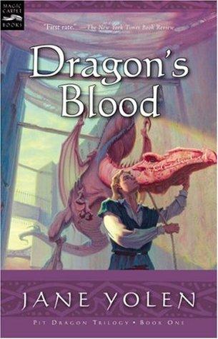 Dragon's Blood (Pit Dragon Chronicles, #1)