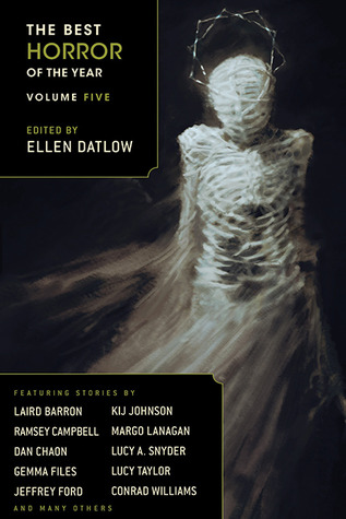The Best Horror of the Year Volume Five