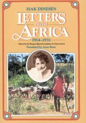 Letters from Africa, 1914-1931 Pdf Book