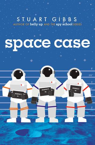 Space Case (Moon Base Alpha, #1)