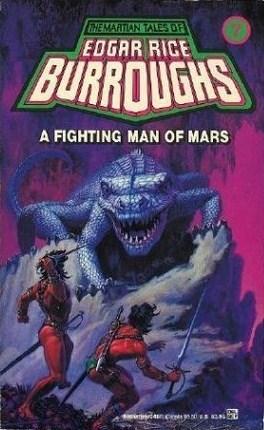 A Fighting Man of Mars (Barsoom #7)