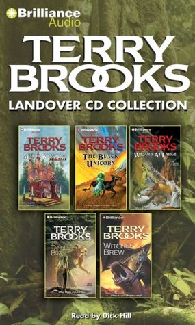 Terry Brooks Landover CD Collection (Magic Kingdom of Landover, #1-5)