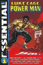 Essential Luke Cage, Power Man, Vol. 1