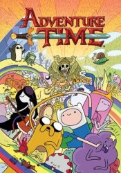 Adventure Time Vol. 1 Pdf Book