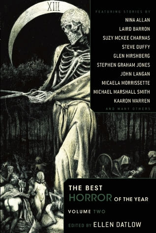 The Best Horror of the Year Volume Two