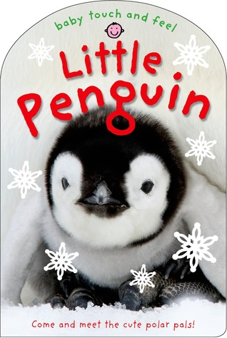 Baby Touch and Feel: Little Penguin and His Festive Friends