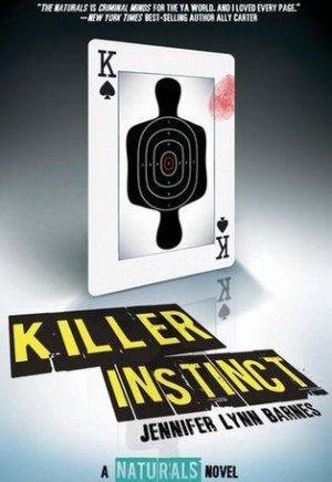 Book cover of Killer Instinct by Jennifer Lynn Barnes