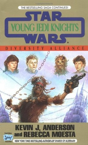 Diversity Alliance (Star Wars: Young Jedi Knights, #8)