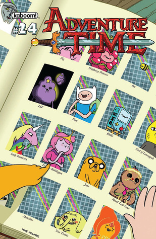 Adventure Time with Finn & Jake (Issue #24)