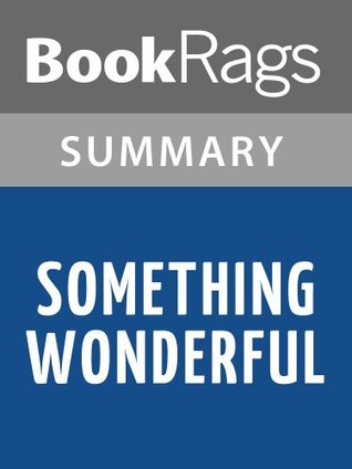Something Wonderful by Judith McNaught l Summary & Study Guide