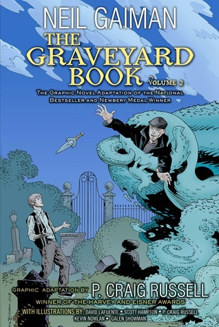 The Graveyard Book, Volume 2