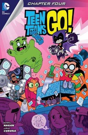 Teen Titans Go! (2014- ) #4