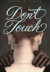 Don't Touch Pdf Book