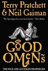 Good Omens: The Nice and Accurate Prophecies of Agnes Nutter, Witch Book