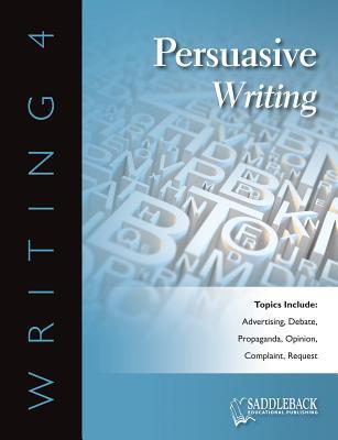 Writing 4 Persuasive Writing