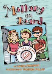 Mallory on Board (Mallory McDonald, #7) Pdf Book