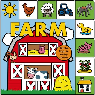 Lift-the-Flap Tab: Farm