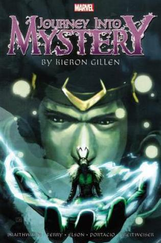 Journey Into Mystery by Kieron Gillen: The Complete Collection, Vol. 1 Book Pdf ePub