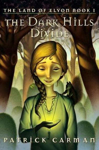 The Dark Hills Divide (The Land of Elyon, #1)-Patrick Carman