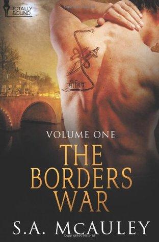 The Borders War Vol 1