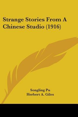 Strange Stories from a Chinese Studio (1916)