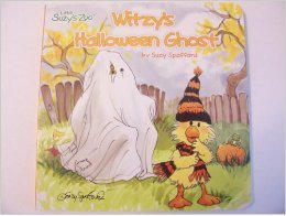 Witzy's Halloween Ghost