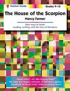 The House Of The Scorpion By Nancy Farmer: Teacher Guide