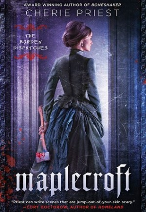 #Printcess review of Maplecroft by Cherie Priest