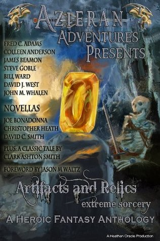 Azieran Adventures Presents Artifacts and Relics: Extreme Sorcery