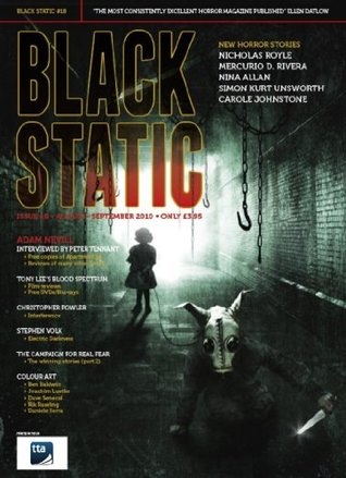 Black Static Issue 18