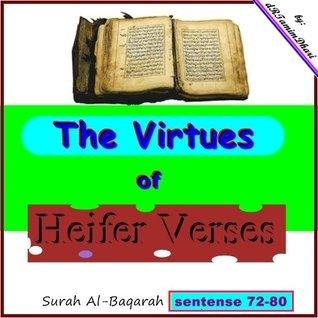 The Virtues Of Heifer Verses . Surah Al-Baqarah Sentense 72-80 (Tafsir Al-Quran