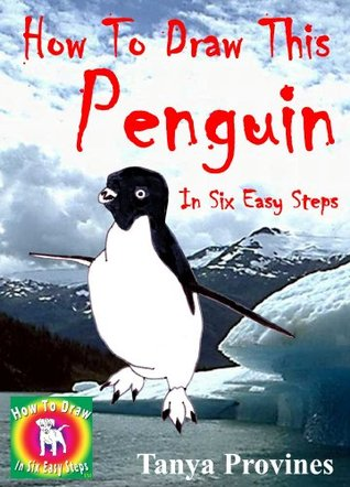How To Draw This Penguin In Six Easy Steps