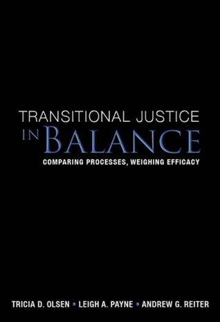 Transitional Justice in Balance