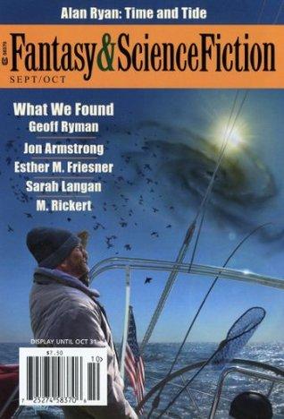 Fantasy & Science Fiction, September/October 2011