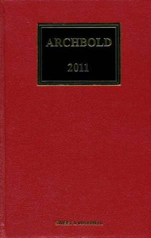 Archbold: Full Print and Supplements: Criminal Pleading, Evidence and Practice 2011