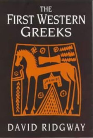 The First Western Greeks