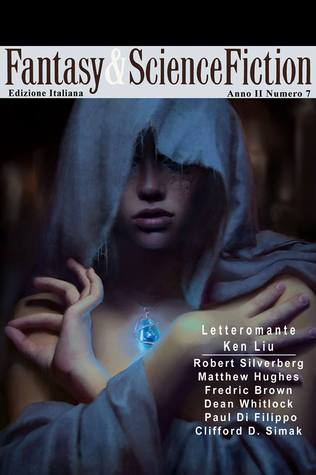 Fantasy & Science Fiction - Anno II, Numero 7
