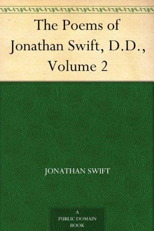 The Poems of Jonathan Swift, D.D., Volume 2