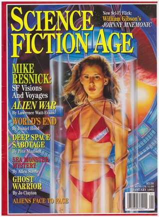 Science Fiction Age (Volume 3 Number 2)